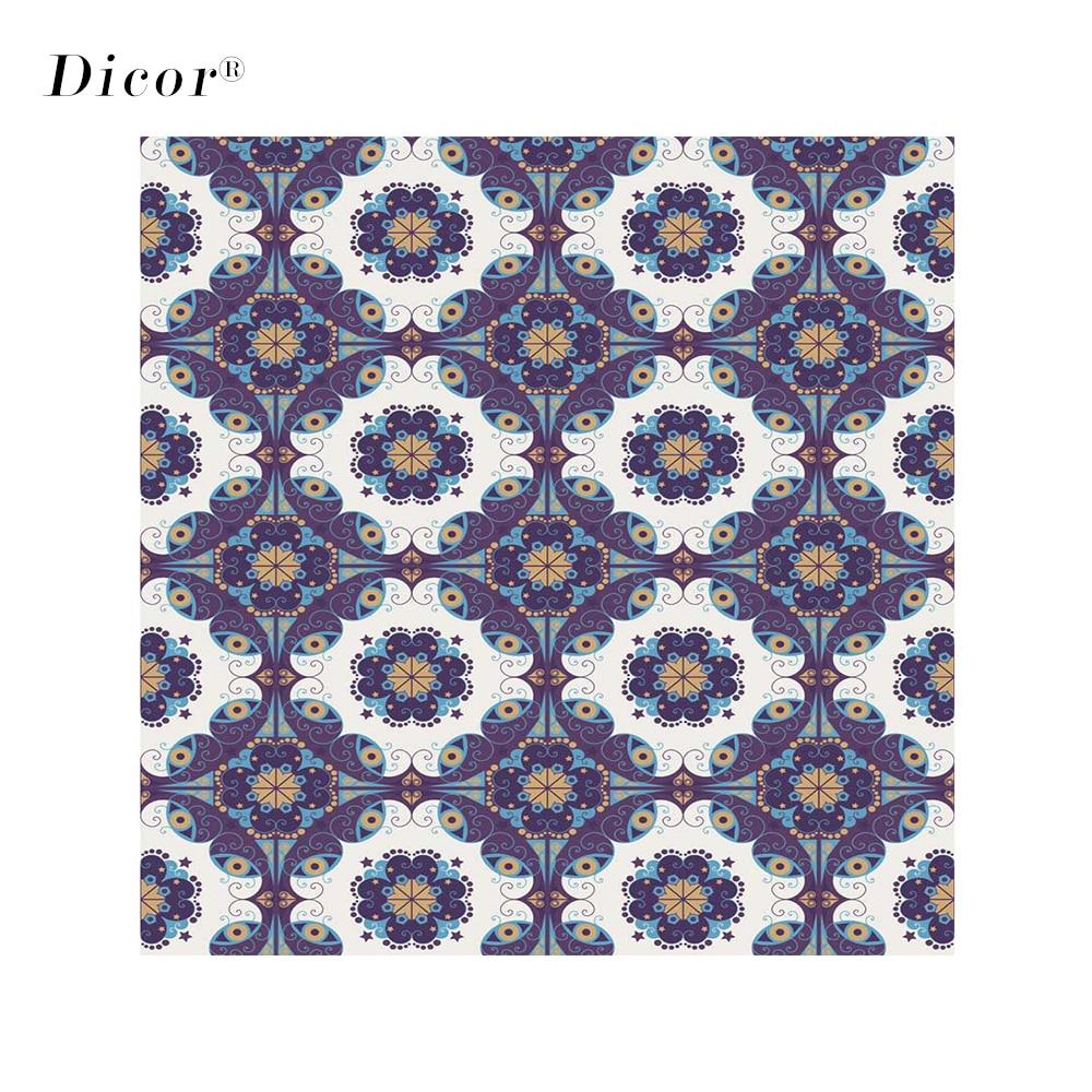 2M Wreath Series Dicor Brand Fashion Window Sticker Vinyl Digital Inkjet No Fade No Glue Static Cling Removable Window Films New
