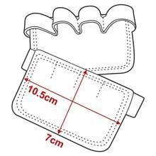 Gants de gymnastique poignées dentraînement coussinets en cuir pour hommes et femmes pulls haltérophilie Crossfit entraînement Fitness ou exercice