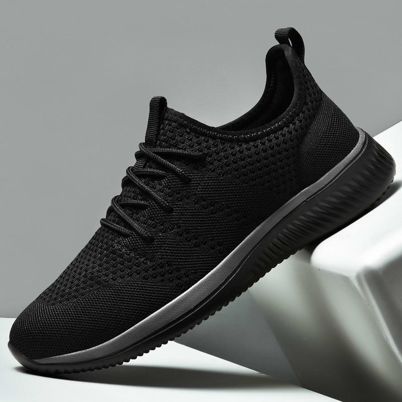 Zapatillas De Correr Para Hombre, Zapatos Deportivos Cómodos, Zapatos Ligeros De Tendencia...