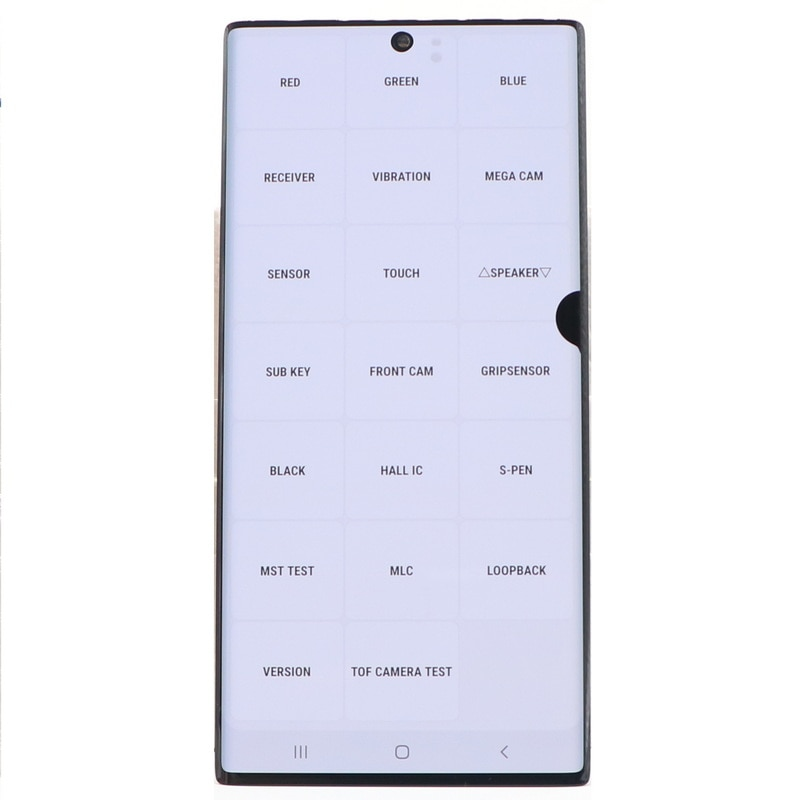 ORIGINAL NOTE 10 Plus Screen For Samsung Galaxy Note 10 Plus Lcd N975 N9750 N975F LCD Display With Touch Glass Screen Digitize enlarge