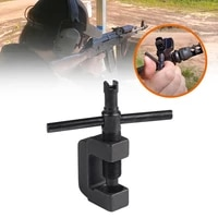 airsoft ak 47 sks 7 62x39mm military tactical rifle front sight adjustment tool windage scope mount hunting gun accessories 3722