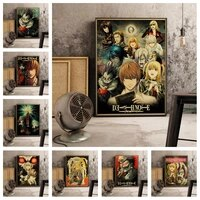 classic anime death note picture 5ddiy diamond painting full drill mosaic picture cross stitch kit home decoration handmade gift