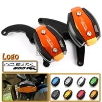 motorcycle crash pad protector cnc engine cover frame sliders falling protection for honda cbr600rr f5 cbr 600 rr 2007 2008