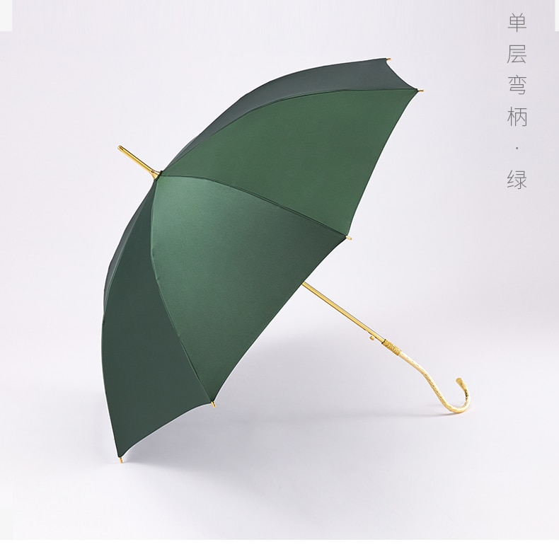 Luxury Windproof Umbrella Long Handle Outdoor Clear Umbrella Stand Umbrella Rain Women Guarda Sombrilla Household Merchandises enlarge