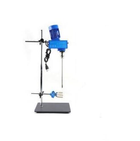 Agitador mezclador de Laboratorio Digital potente 2000RPM 20L 0-10000 mPas nuevo RH envío gratis
