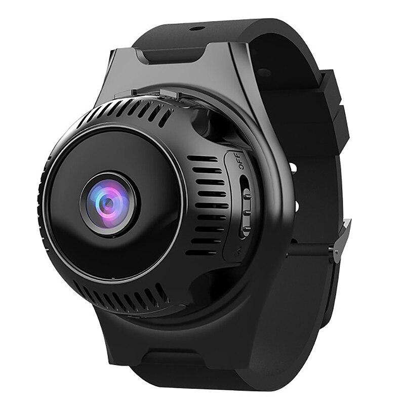 4K Hd Wifi мини камера Смарт-часы 1080P Обнаружение движения микро-камера ИК камера ночного видения