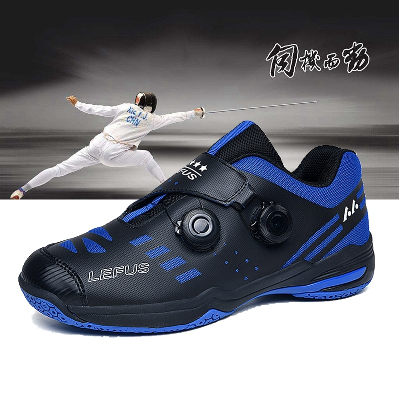 Fencing Shoes Professional Fencing Practice Competition shoes Cushioning Wear-resistant Non-slip Breathable Training Shoes