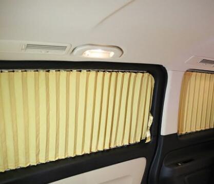 Para mercedes-benz V260 Viano cortinas de protección solar de coche 7 parabrisas