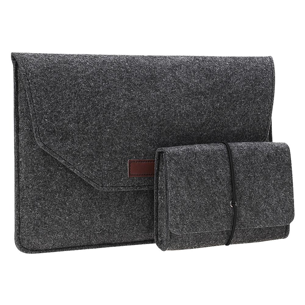 New Soft Wool Felt for MacBook Pro 13 15 2015 Retina 12 Sleeve Laptop Case For Mac book Air Pro Retina 11 12 13 15 Laptop Sleeve