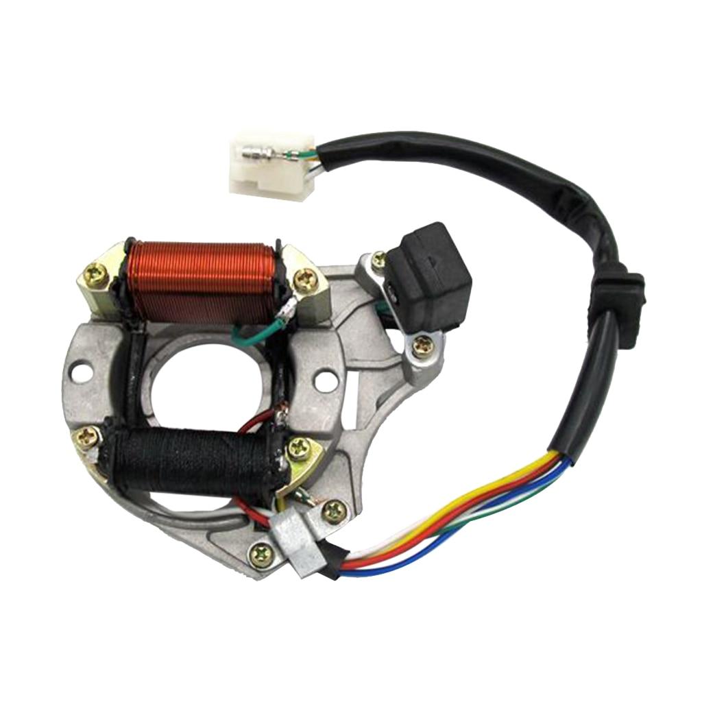 Neue Hohe Leistung Magneto Stator Spule für LF100 DY100 H100 LX100 Kazuma Quad ATV