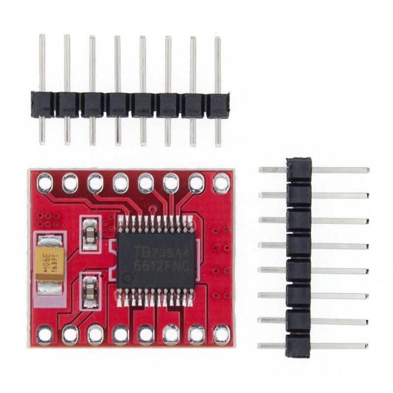 Двойной драйвер двигателя TB6612 1А TB6612FNG микроконтроллер лучше, чем L298N для Arduino