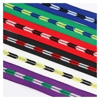 5 yards 20mm ethnic arrow pattern jacquard ribbon for diy craft curtain home textile clothing bags decoration accessories