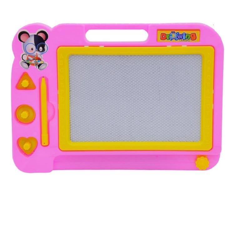 Juguetes de dibujo para niños para colorear, pintura magnética para escribir, dibujo, tablero de grafiti, juguete, herramienta preescolar, juguetes de dibujo para niños