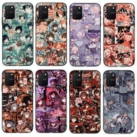 phone case for samsung galaxy s8 s9 s10 plus lite s10e back cover coque carcasa
