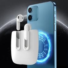Bluetooth Headphones Wireless 5.1 Earphones HD Sport Waterproof Hi-Fi Touch Control Earbuds Support