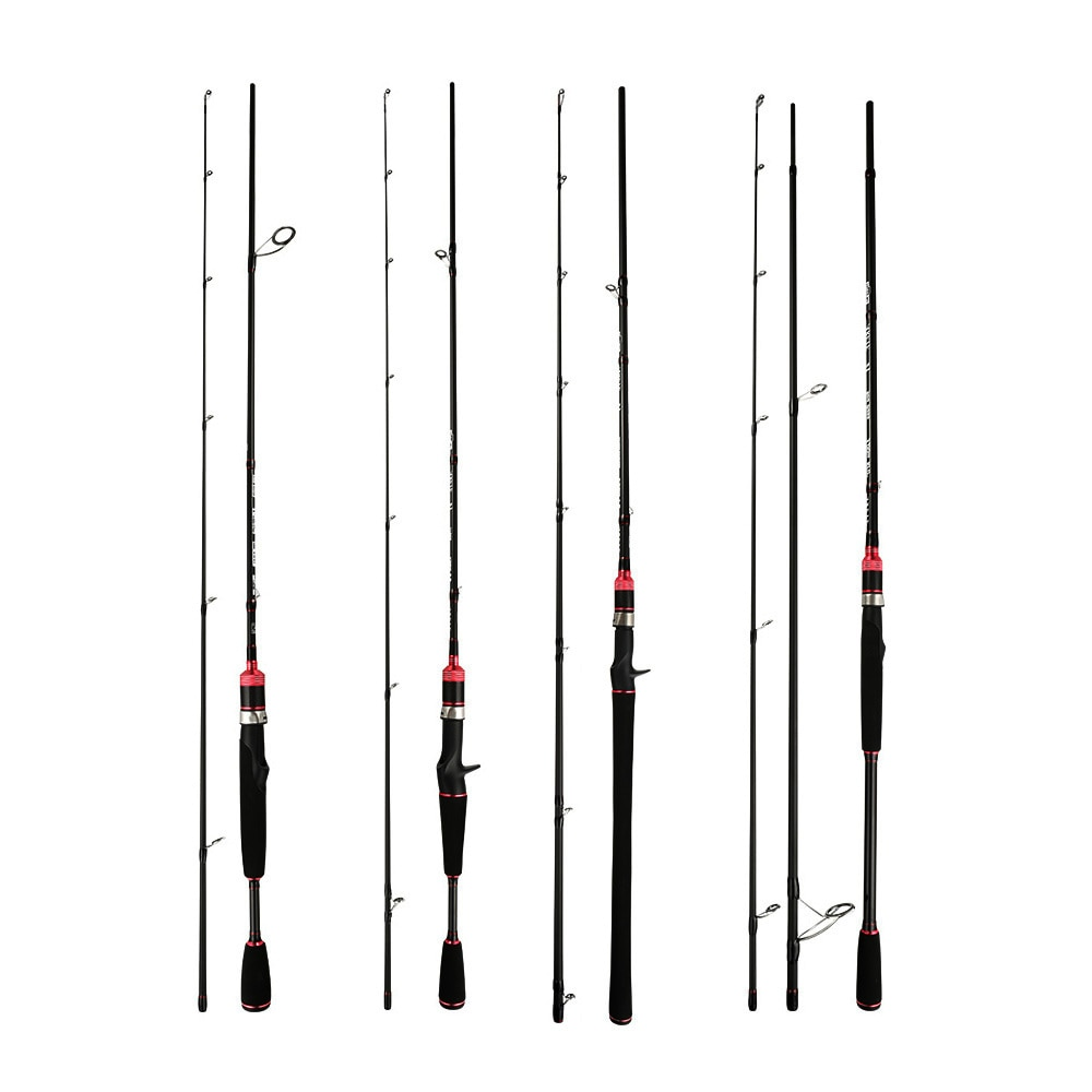 Tout Spinning 1.68m 1.8m 2.28m UL L ML Fast Action Casting rod Light weight Cane Ajing Fishing rod Sea bass enlarge