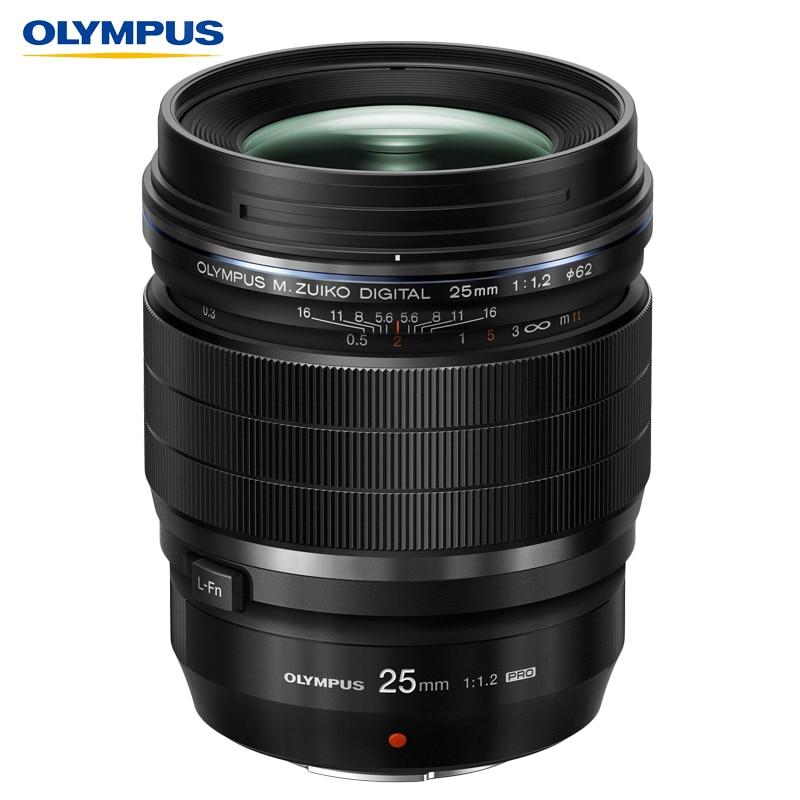 Olympus-عدسة M.Zuiko الرقمية ED ، عدسة 25 مللي متر f/1.2 PRO