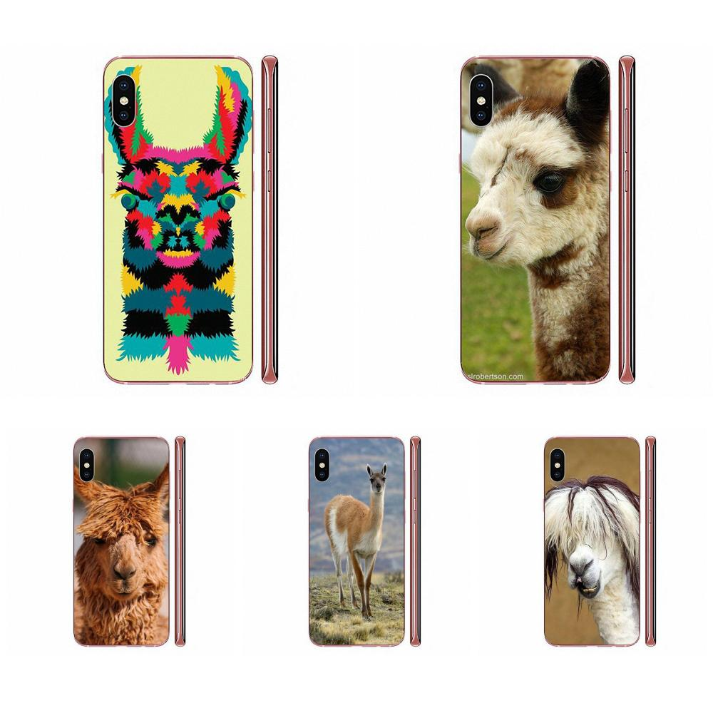 Fundas de TPU Fundas botín Llama Alpacas para Huawei P7 P8 P9 P10 P20 P30 Lite Mini Plus Pro Y9 primer P Smart Z 2018 de 2019