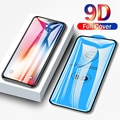 Protective-Glass Screen-Protector 12 Mini 8-Plus iPhone 7 9D for 6 6S 11-Pro Max-Glass