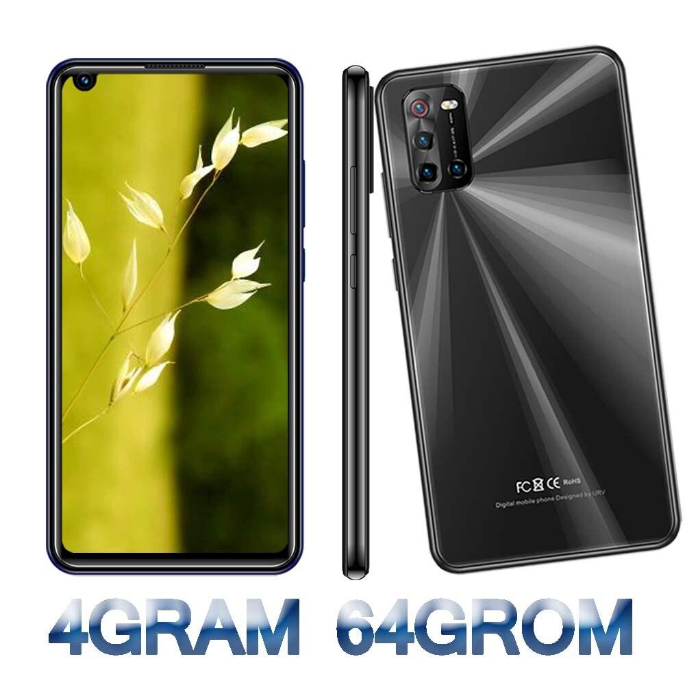 smartphones globais 6a tela de 672 polegadas 4gram 64grom 8mp 13mp hd frente camera