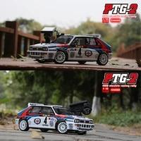 new arrival lc racing 110 rally rc car pnp ptg 2 lancia evoluzione wrc 4wd rc car