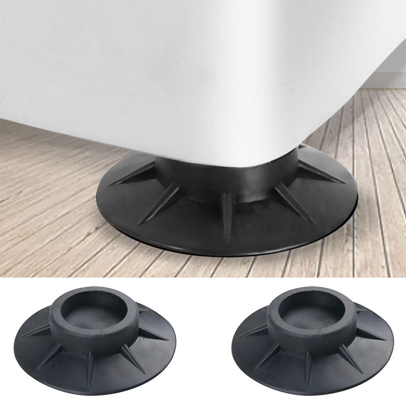 Anti Vibration Rubber Feet Pads Floor Mat Noise-reducing Non-Slip Shock Proof Rubber Mats Furniture Washing Machine Protectors prusa i3 mk3 kit 3d printer anti vibration rubber landing mat feet antivibration feet for 3030 extrusion