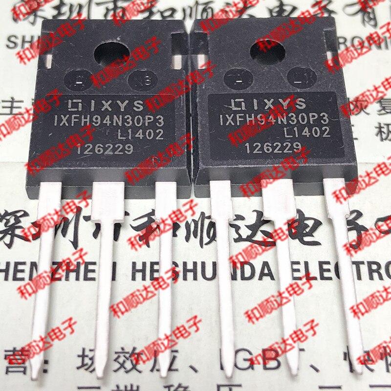 5pcs/lot  IXFH94N30P3  300V 94A