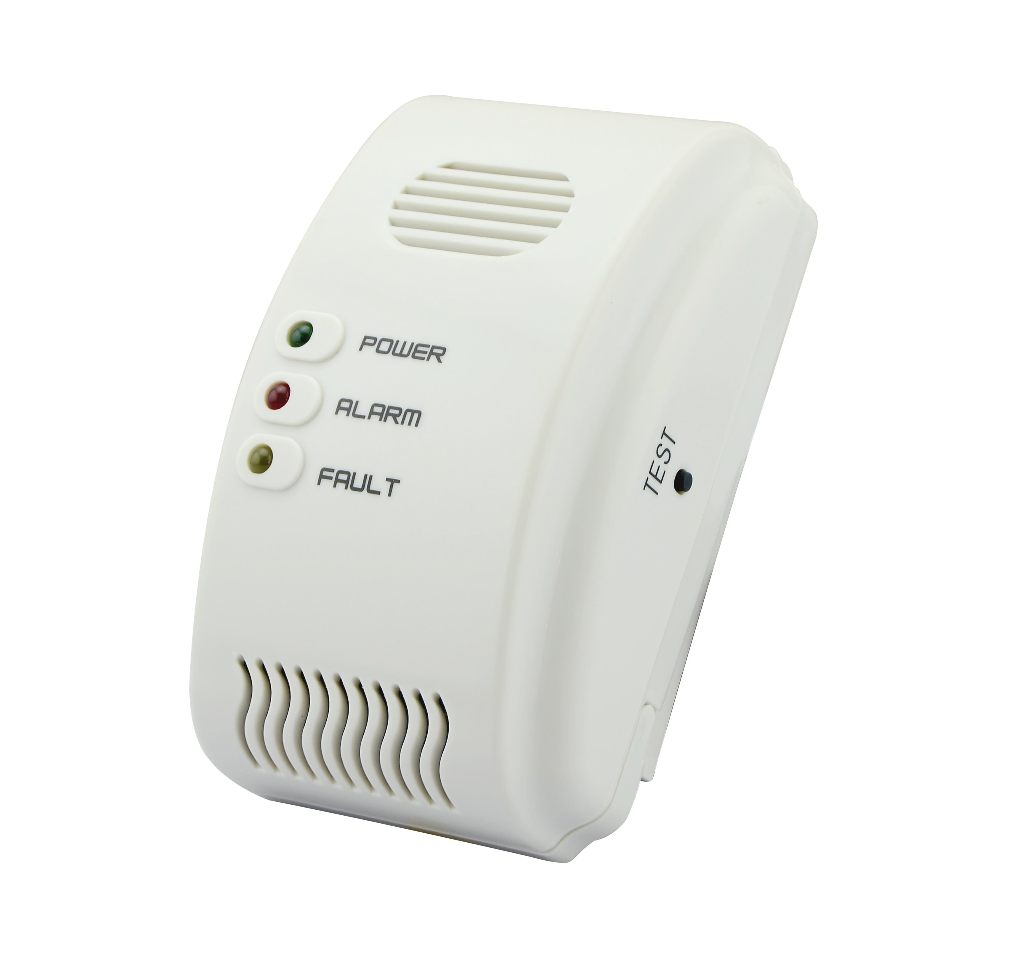 Детектор газа, датчик сигнализации, Высокочувствительный детектор природного угля домашняя система охранной сигнализации