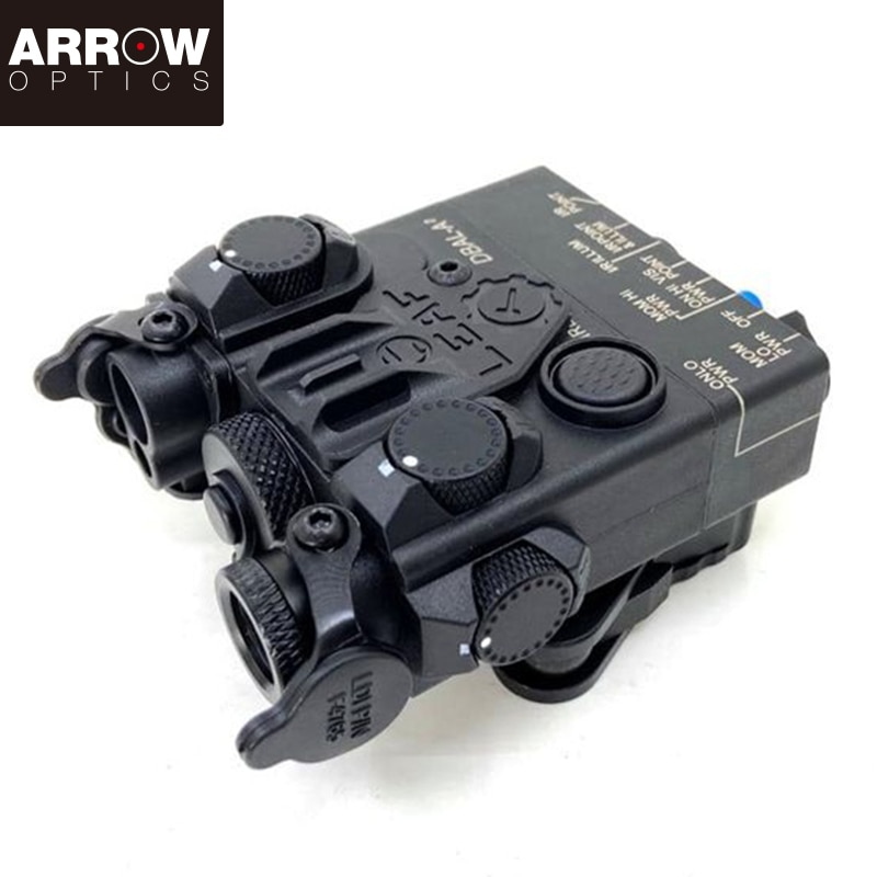 Hunting Laser Light SOTAC-GEAR Nylon DBAL-A2-AN / PEQ-15A Type LED Light Outdoor Airsoft Rifle Laser Light