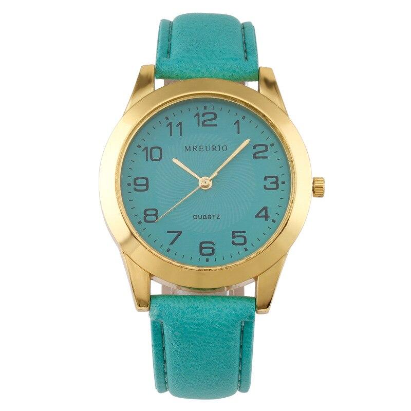 Moda w nowym stylu eksport transgraniczny z numerami cai se pan zegarek na pasku damska duża tarcza producentów sprzedaży bezpośredniej prądu