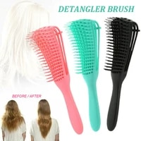 detangling hair comb women brush for straight hair or curly barber accessories soft massage head multifunctional styling tools