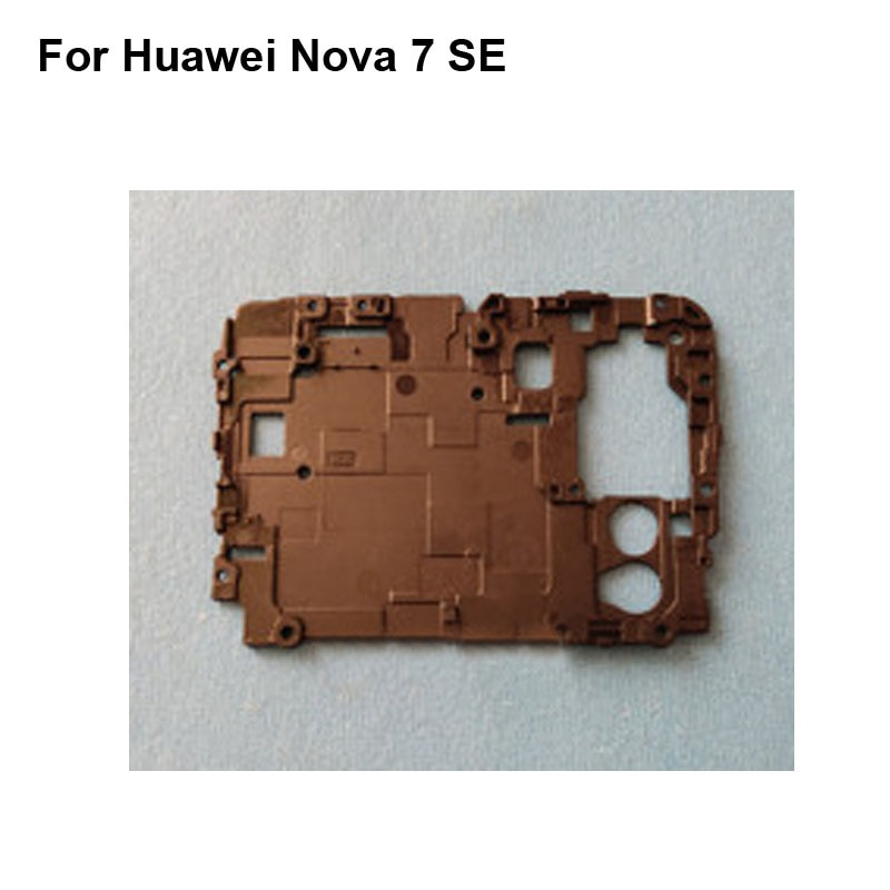 For Huawei Nova 7 SE Tested Good Back Frame shell case cover on the Motherboard Rear Support Frame F