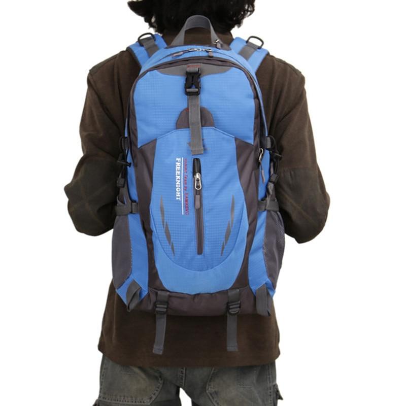 Летний тактический рюкзак унисекс для активного отдыха, спортивный водонепроницаемый износостойкий ранец, Туристическая Сумка для кемпин...