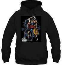 Back to the Beat Future Parody Music Dance Punk Rock Daft Festival Band Streetwear men women Hoodies Sweatshirts