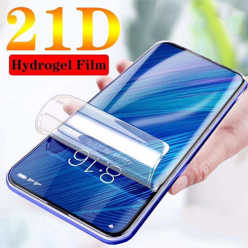 Screen Protector for LG X Screen X5 K41S K51S K61 Stylo 6 Hydrogel Film for LG X Style Q51 Q61 V60 ThinQ 5G
