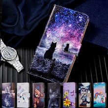 "For LG X Power Case Cover Wallet Flip Case for LG X Power K220ds K220 LS755 Covers Phone Coque For LG X Power 5.3"" Case Capa"
