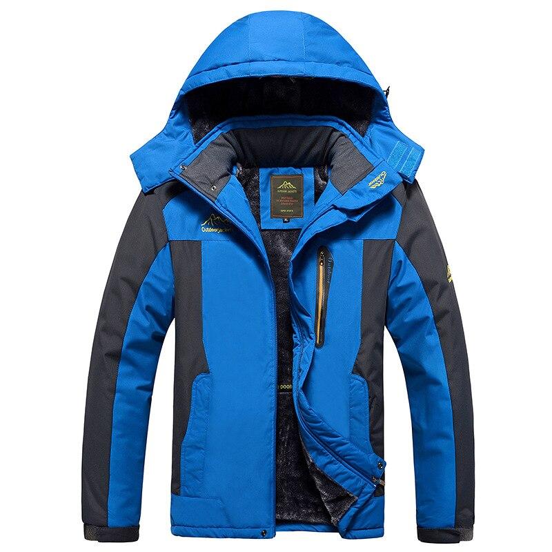 Новинка 2020, зимняя мужская повседневная толстовка, куртка, одежда в стиле пэчворк, Мужская Утепленная ветровка с капюшоном, мужская верхняя ...