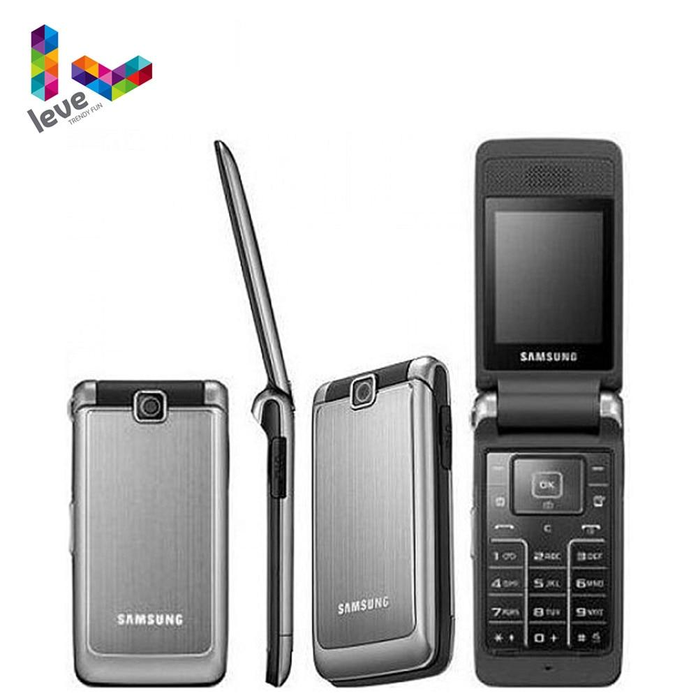 Samsung S3600 Flip Unlocked Mobile Phone GSM 1.3MP 2.8