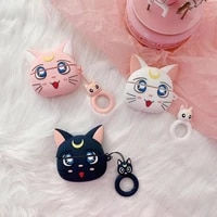 case for airpods pro cute accessories bluetooth earphone protective cover for air pod pro cartoon silicone ainime 3d