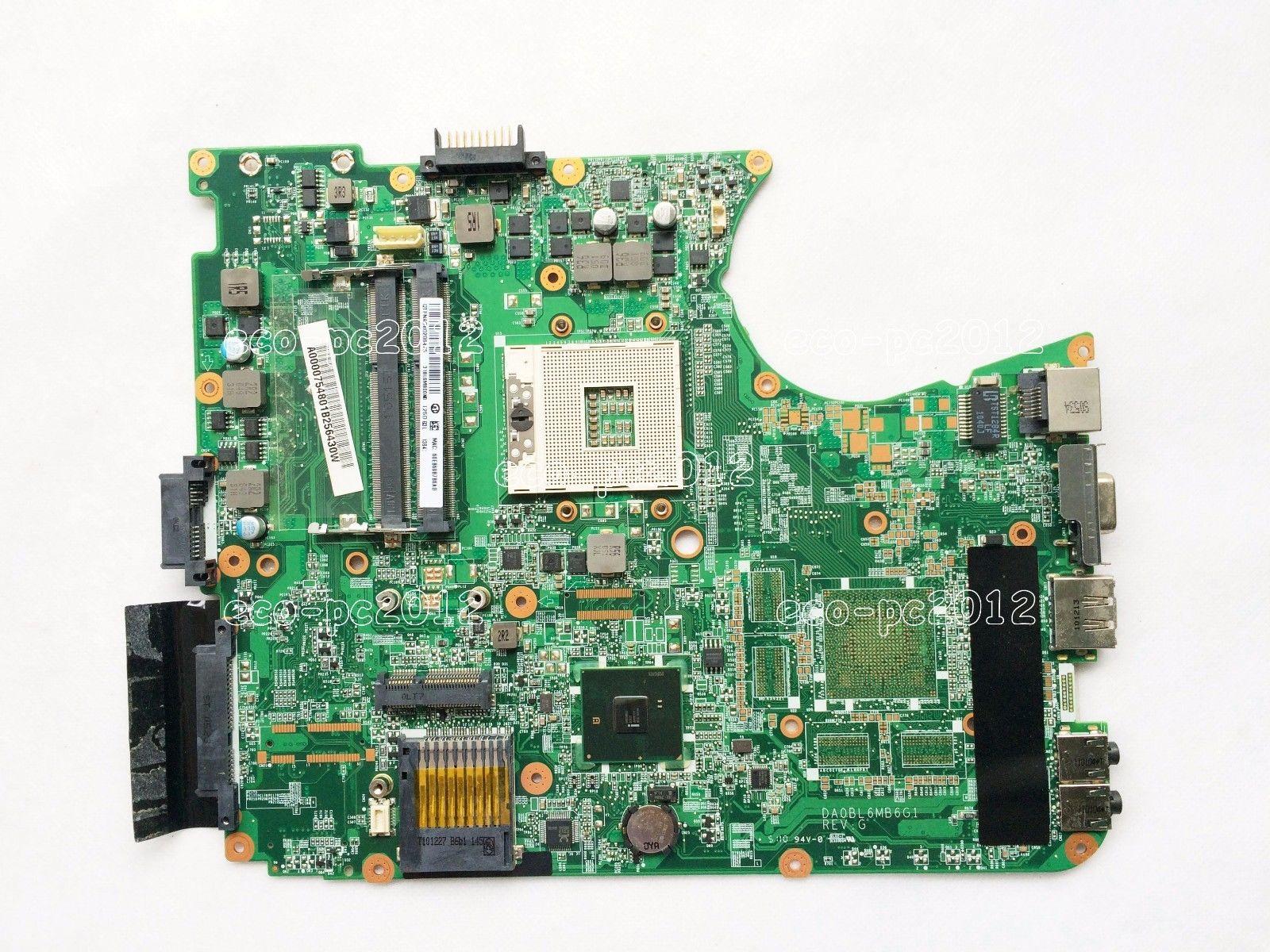 لتوشيبا L655 L650 اللوحة المحمول A000075480 HM55 31BL6MB0010 DA0BL6MB6F0 اللوحة