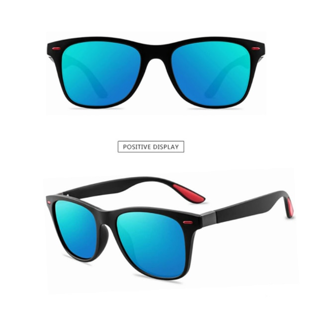 2020 Motorcycle Glasses Classic Polarized Sunglasses Men Women Driving Square Frame Sun Glasses Male Goggle Uv400 Driver Goggles Driver Goggles Aliexpress
