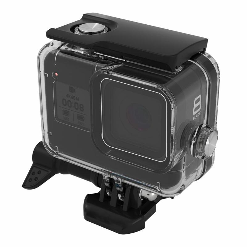 60m Housing Shell For GoPro HERO 8 Black Hard Protective Cage Case For Go Pro Hero8 2019 sports Camera Accessories enlarge