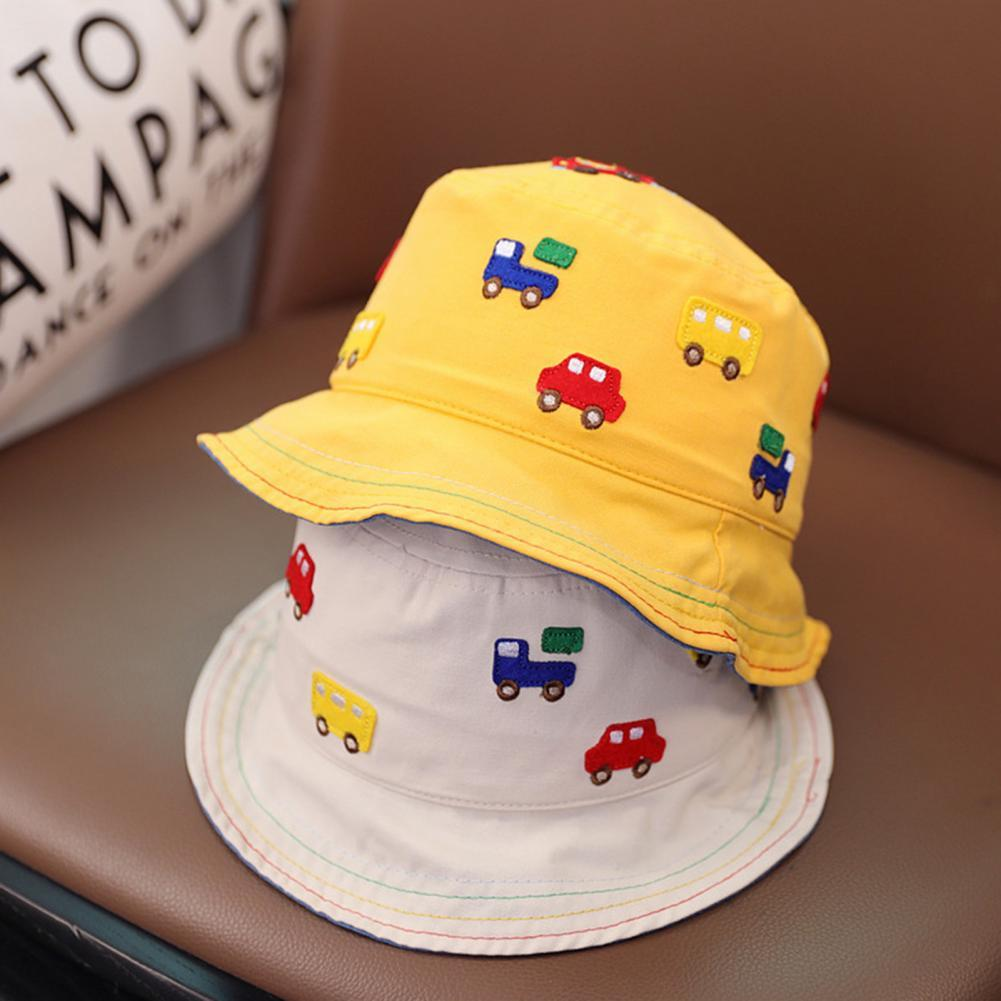 Летние шляпы, дышащие солнцезащитные многоцветные регулируемые Панамы для малышей