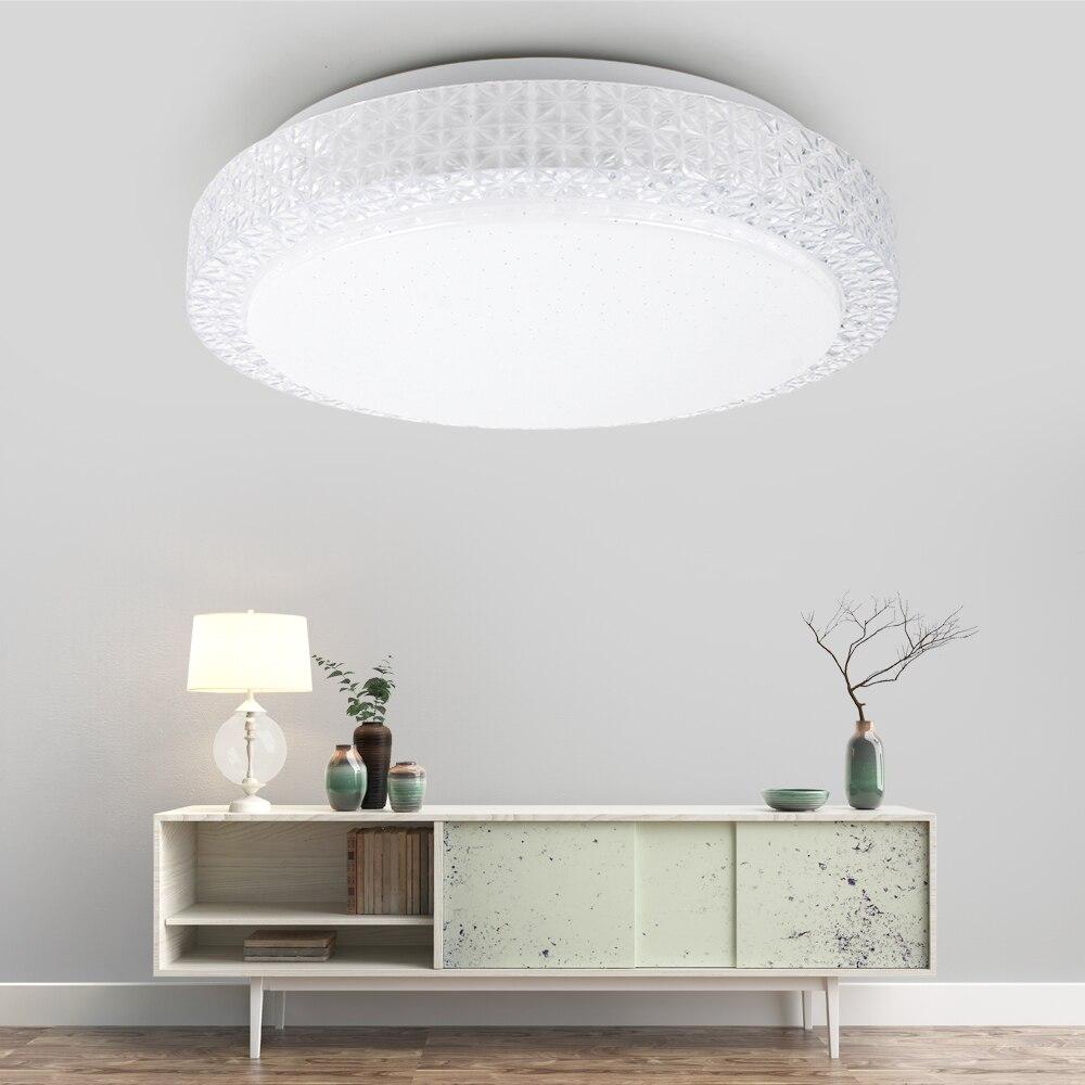 Потолочные светодиодный ные светильники VIPMOON, потолочные светильники с поверхностным креплением, 12 Вт, 18 Вт, 24 Вт, 36 Вт