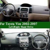Fits Toyota Vios Ivory SCP4 AXP41 AXP42 2002 2003 2004 2005 2006 2007 Dashmat Dashboard Cover Protective Pad Dash Mat Carpet