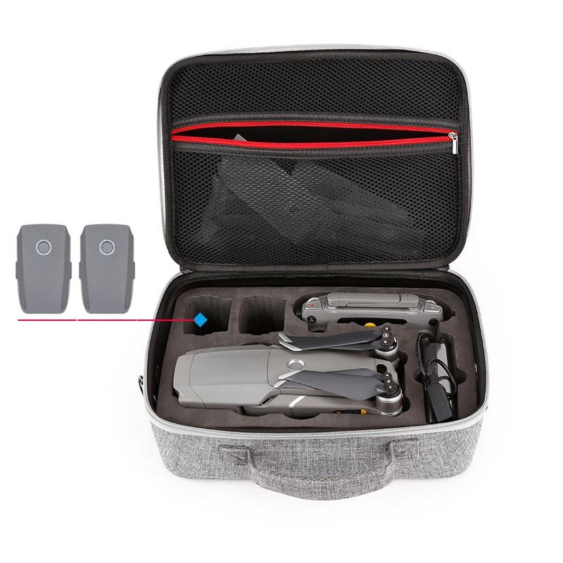 Wear-resistant Mavic 2 Pro EVA Storage Bag Hard Shell Carrying Case Shoulder Bag for DJI Mavic 2 Pro Protect fuselage Accessory enlarge