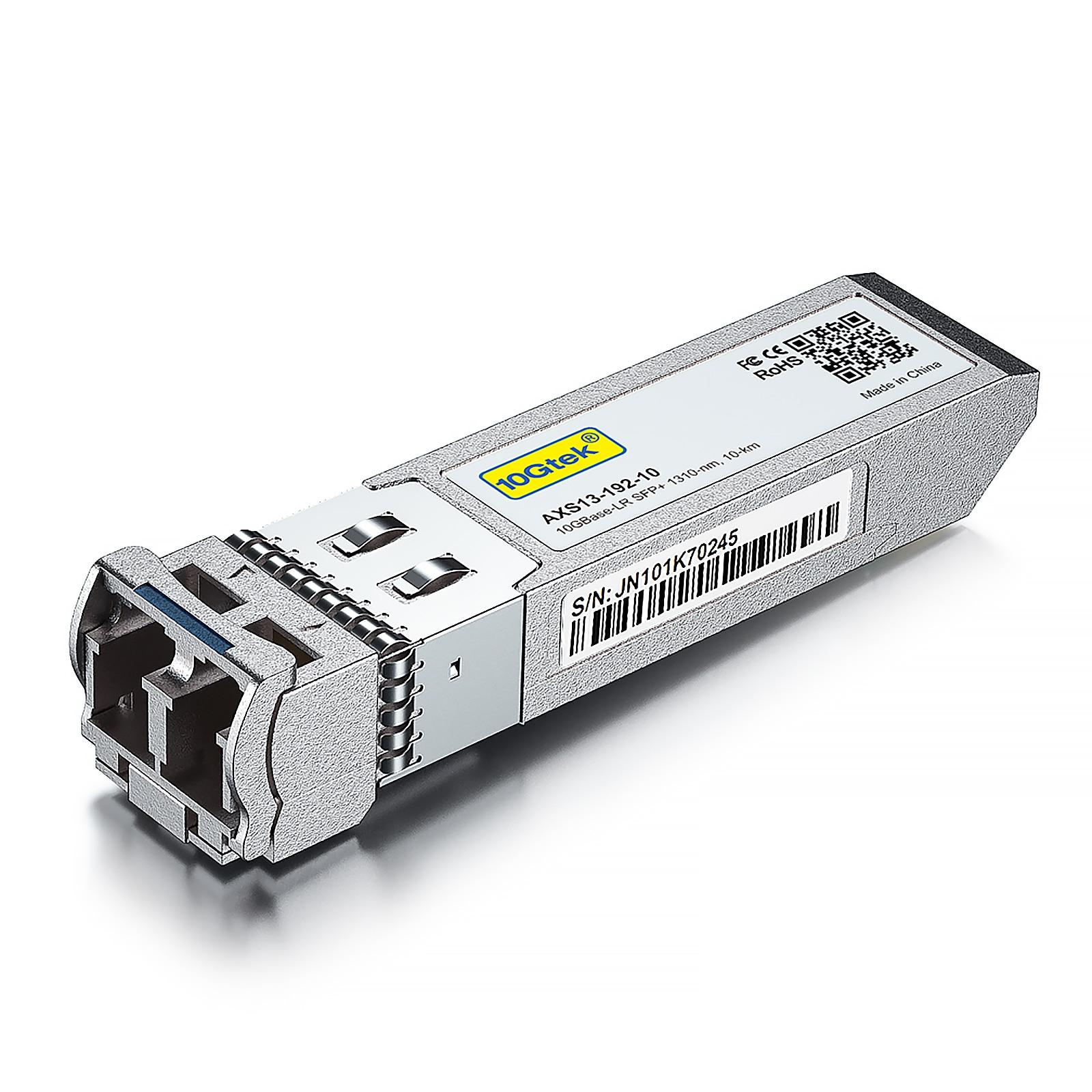 Cisco Compatible, SFP+ LR Module, 10GBase-LR, 10G 1310nm SMF, up to 20 km