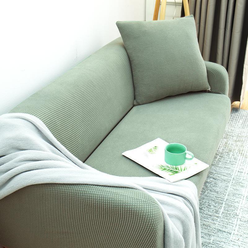 أربعة مواسم العالمي غطاء أريكة غطاء من القماش غطاء وسادة أريكة غرفة المعيشة الحديثة بسيطة العام مرونة غطاء الفن