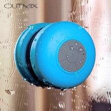 Draadloze Bluetooth Speaker Stereo Handsfree Waterdichte Auto Badkamer Office Strand Stereo Subwoofer Muziek Luidspreker Met