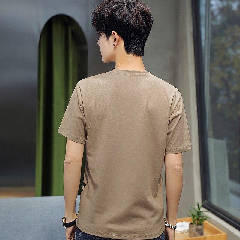 Animal design T-shirt cartoon mens clothing frida kahlo playboy shirt